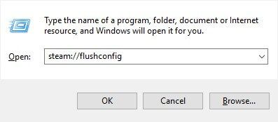 flushconfig steam